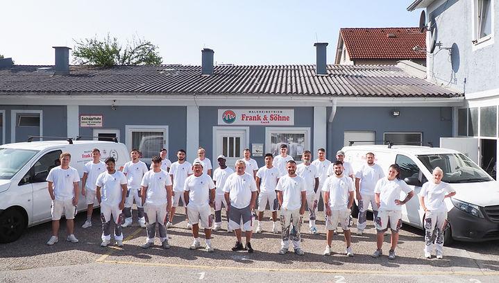 Über uns | Frank & Söhne GmbH