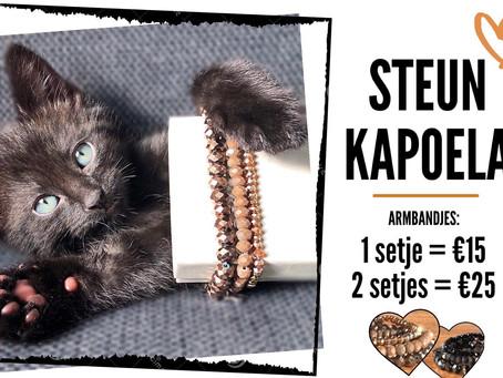 Steun Kapoela - warmste week