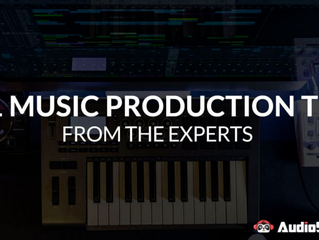 121 Music Production Tips
