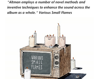 Various Small Flames