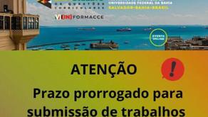 PRORROGADO - V Colóquio Luso-Afro-Brasileiro de Questões Curriculares