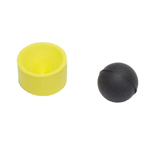 4034A - Rubber Cover & Centering Ball