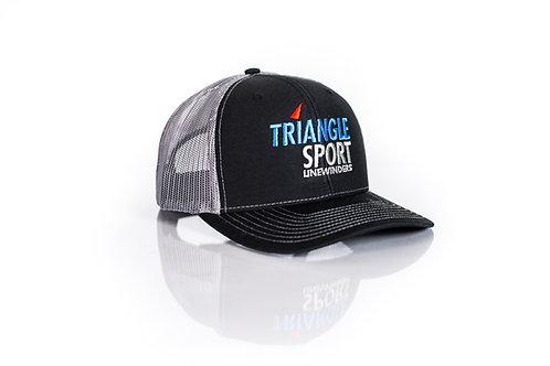 Triangle Sport Trucker Hat