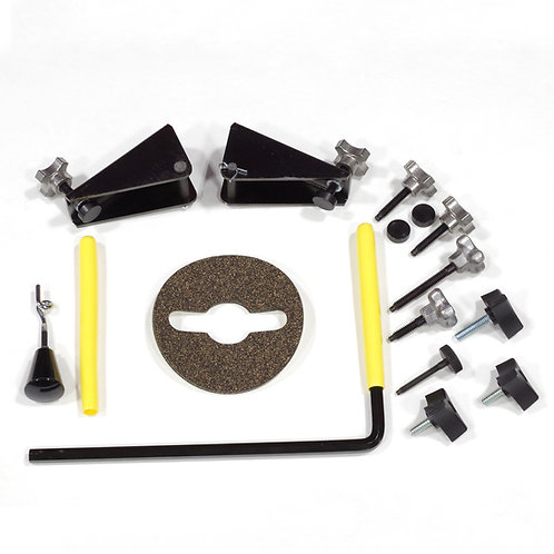 HD2001 - HD140 Maintenance Kit with Four Inch Stripper Friction Discs