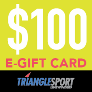 $100 Triangle Sport Gift Card - Not Available Immediately!