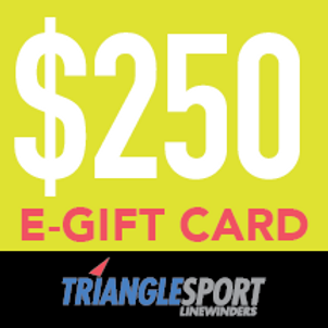 $250 Triangle Sport Gift Card
