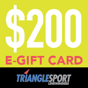 $200 Triangle Sport Gift Card