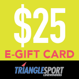 $25 Triangle Sport Gift Card - Not Available Immediately!
