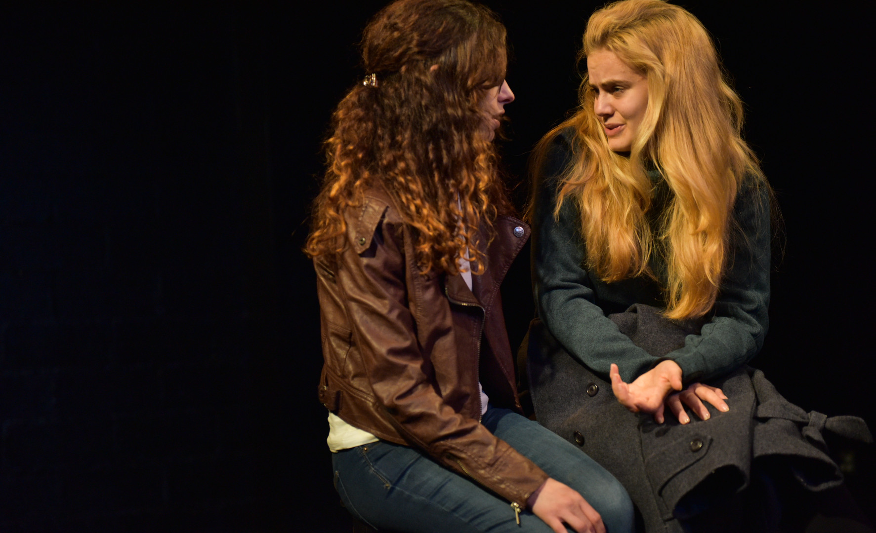 WHAT HAPPENED THAT NIGHT at Project Y Theatre
