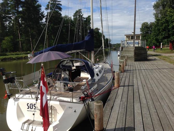 Gebraucht Boot Bereich aktualisiert - LUFFE 40.04 zu verkauf