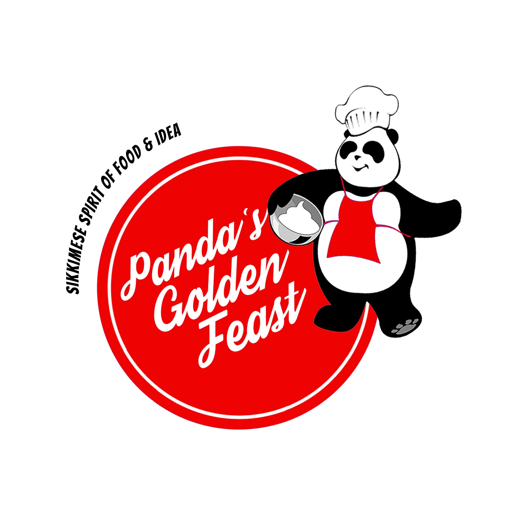 Panda's Golden Feast
