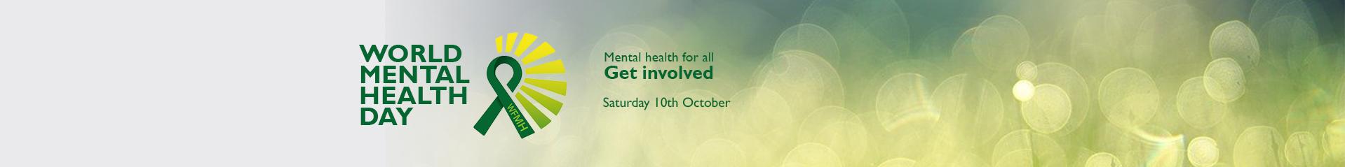 Mental health day header