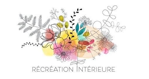 Logo Récréation intérieure colorée (