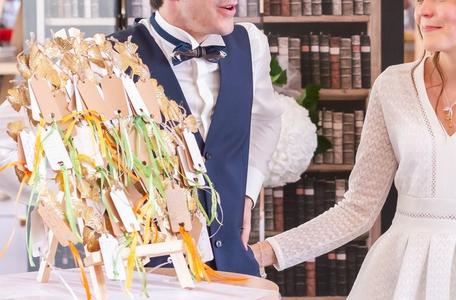 Rituel des mots doux cérémonie mariage laic