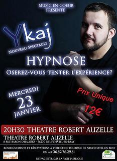 Spectacle Hypnose Ykaj 2019