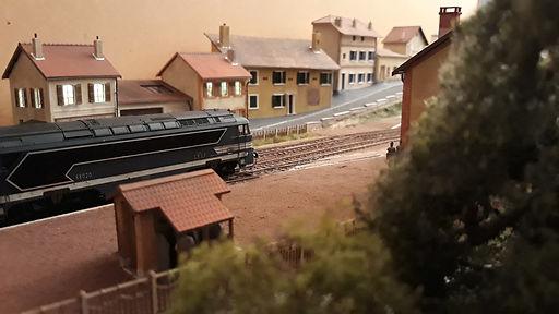 diorama modelisme maquette ferroviaire