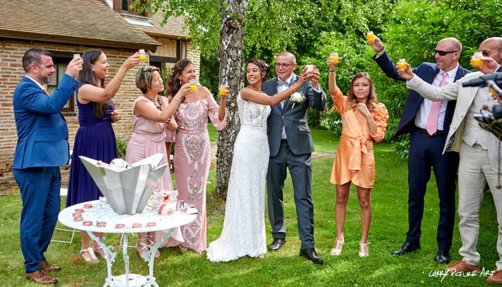 rituel participatif cocktail, rituel du cocktail, témoins et famille peuvent etre acteurs de votre cérémonie