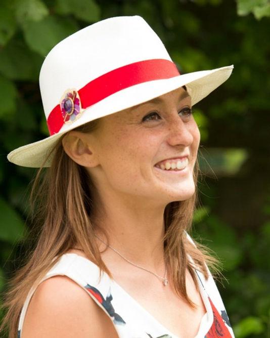 chapeau personnalisé panamas