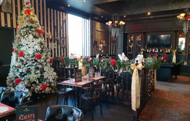 Restaurant Au Bureau Noël