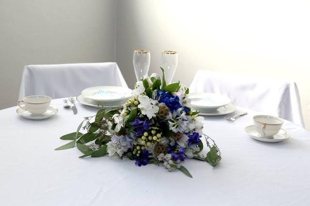 Ballroom Floral Centerpiece
