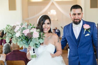 Beautiful Perez Wedding