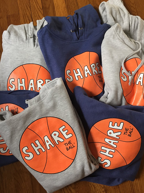 Share The Ball Classic Sweatshirt