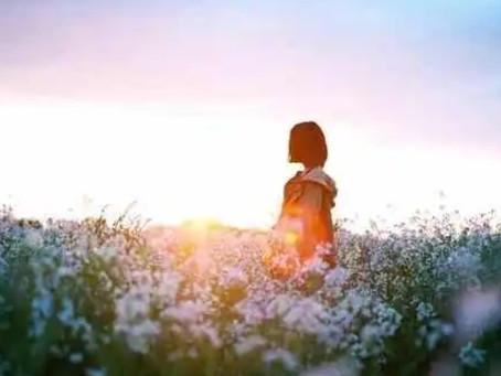 O oposto da depressão não é a felicidade, é a vitalidade.