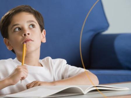 Meu filho tem dificuldade de memorizar e prestar atenção.