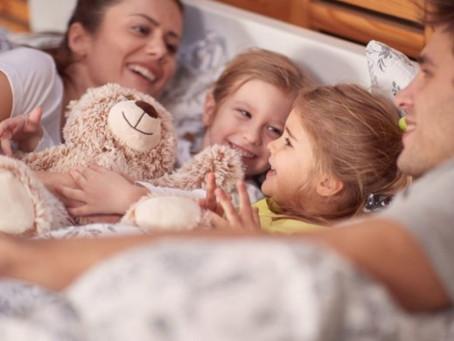 Como criar tempo e ter momentos de qualidade em família.