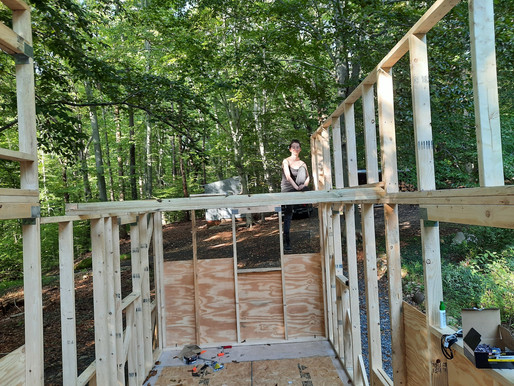 Building a Big Dream in a Tiny House: Reflections from a Harbor Freight Fellow