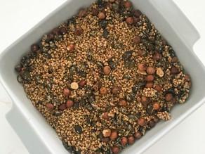 Buckwheat & seed Granola