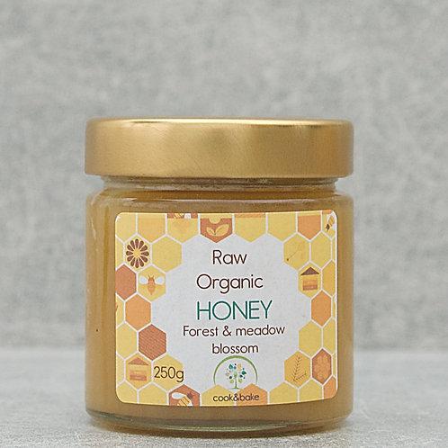 Raw, Natural, Organic HONEY 250g