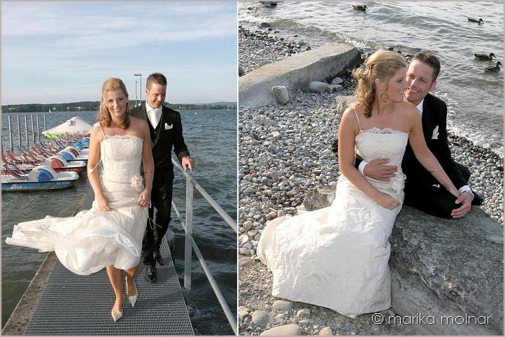 Hochzeitsfotos am Bodensee