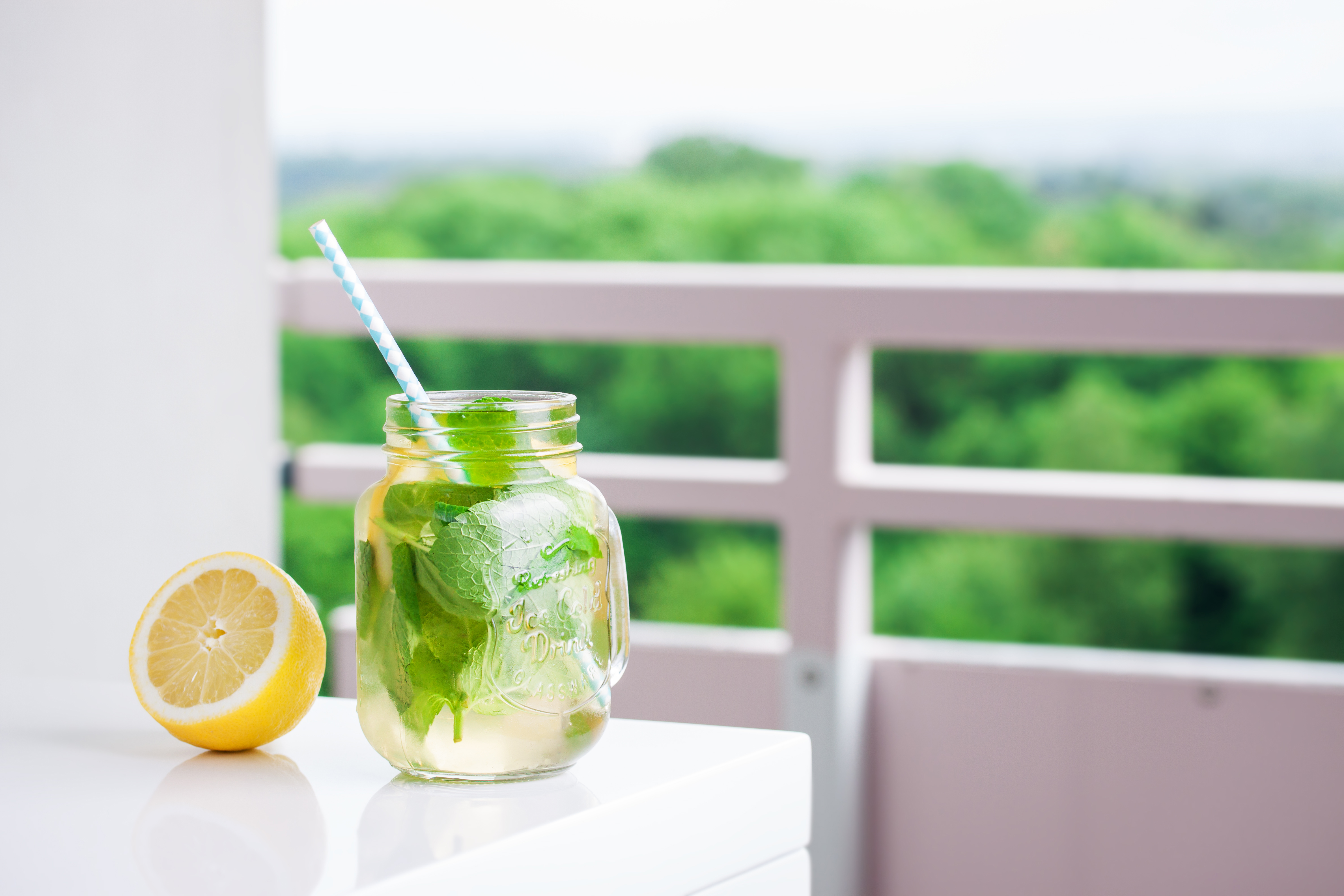 boire citron à jeun