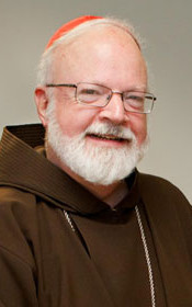 Cardinal Sean O'Malley, O.F.M., Cap.