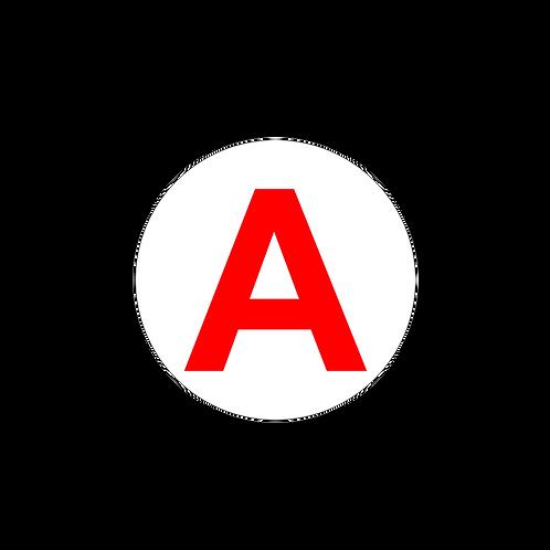Adhésif Apprenti Conducteur