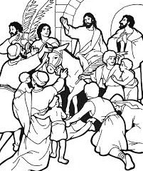 Messiah the King:  Christ's Triumphal Entry