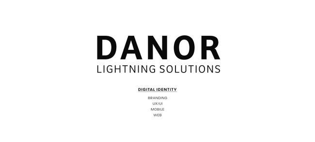 DANOR logo