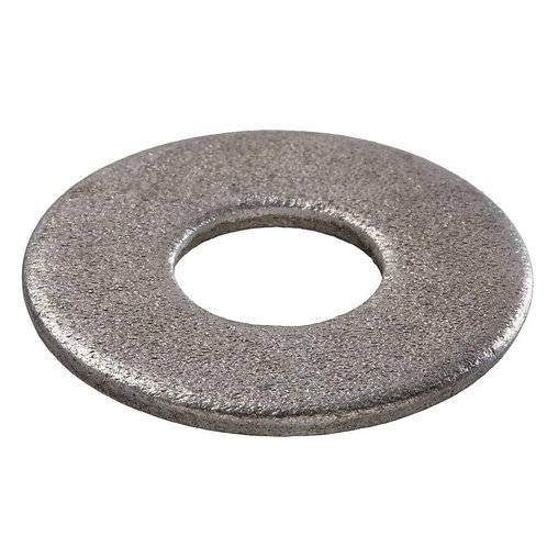 1/2 in. Galvanized Flat Washer (25 per Bag)