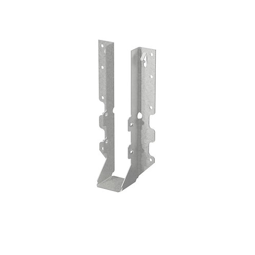 Z-MAX 2 in. x 10 in. Galvanized Double Shear Face Mount Joist Hanger