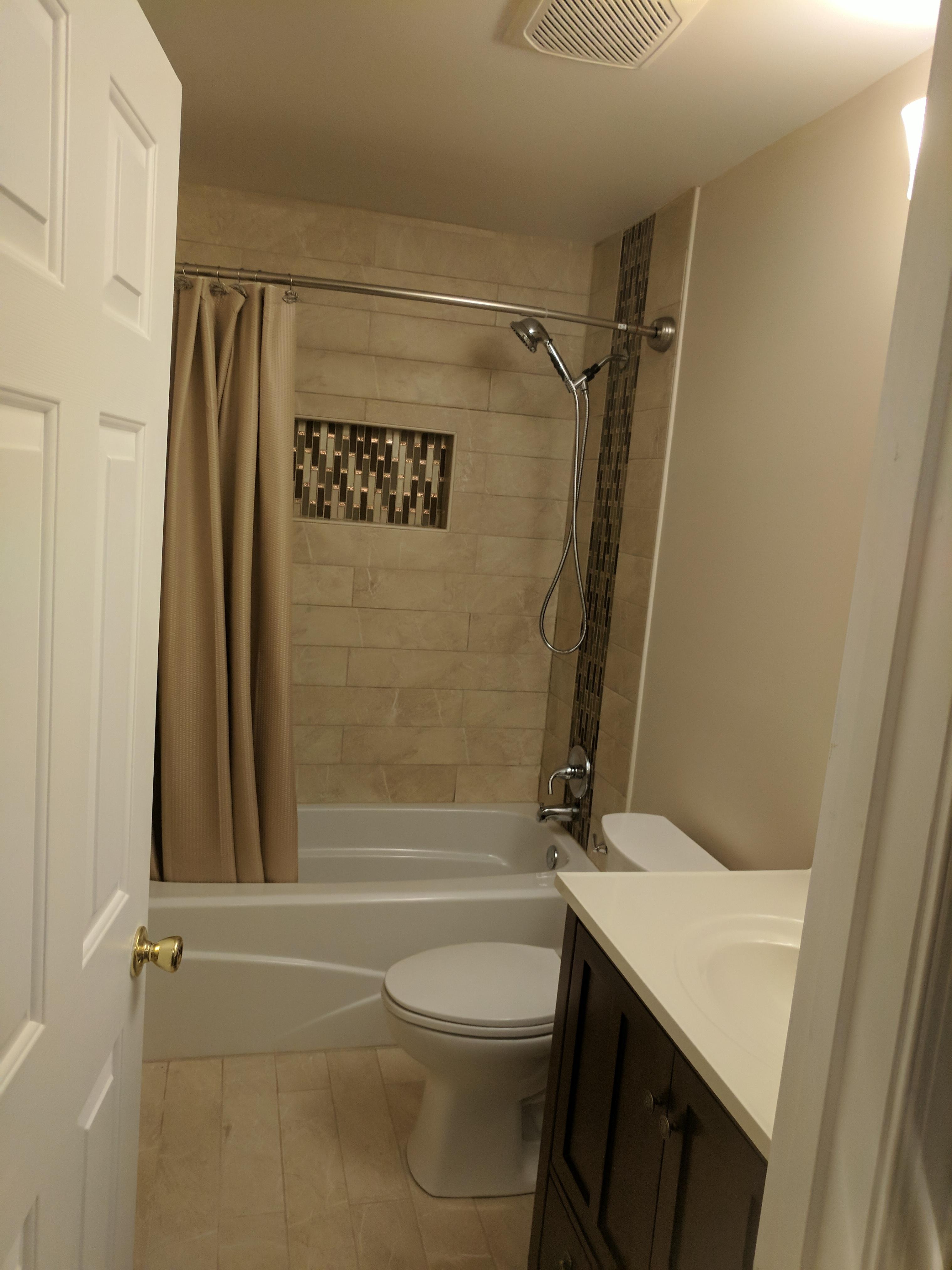 Bathroom Remodel The Builder LLC