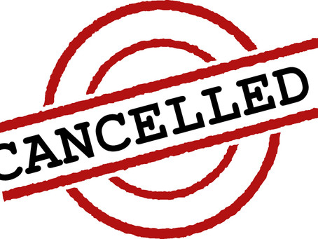 Canceled Weekday Masses  February 16-18