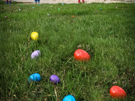 PSR Easter Egg Hunt - April 4, 2021