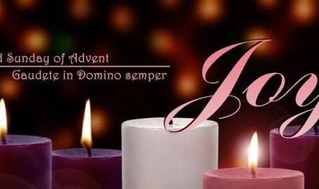 Third Sunday of Advent Bulletin - December 13, 2020