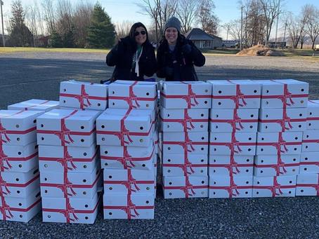 Ladies Cusumano Fruit Box Fundraiser December 9, 2020