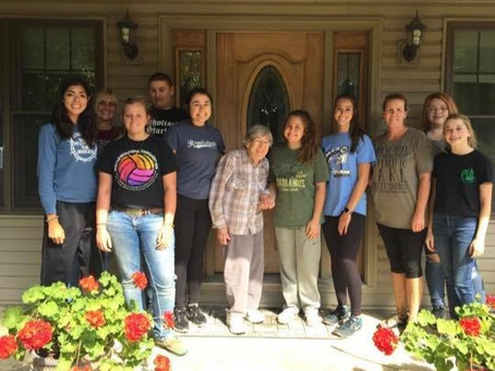 One Strong Mission Lending a Helping Hand