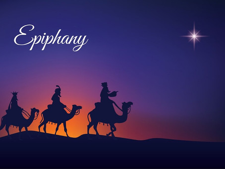 Epiphany of the Lord Bulletin - January 3, 2021