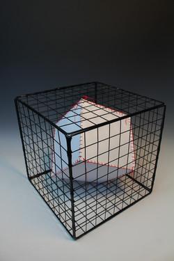 Cubical Confinement series