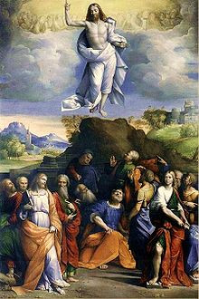The Ascension of the Lord - May 16, 2021