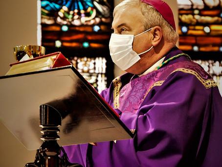 Bishop McGovern Visit December 5-6